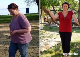 Mínusz 24 kiló, egészségi javulás és üzleti siker – Illésné Szabó Judit Reg-Enor kúrája