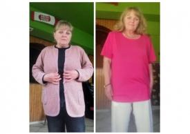 Abonyi Zsuzsa: 2 hónap, mínusz 16 kiló