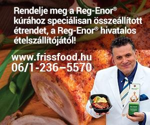 Friss Reg-Enor-Food, Biocom módra